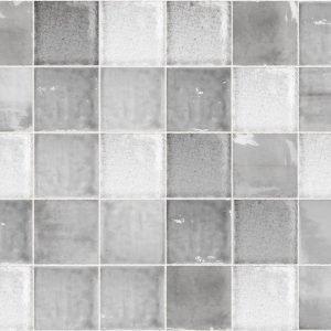 DW3311 - Keukenwand Staal