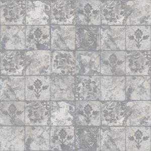 DW6003 - Keukenwand Staal