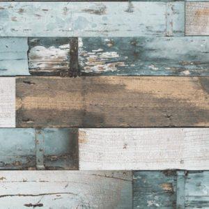 Steigerhout Achterwand -  DW6009