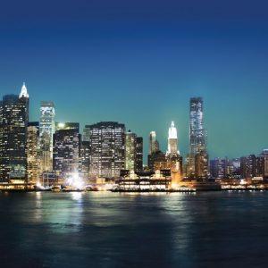 Keukenwand - New York Night 2