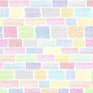Kinderbehang Bricks