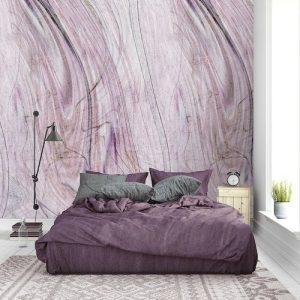 Behang New Materials - Kensington Purple