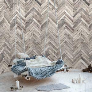 Behang New Materials - Schönbrunn Neutral