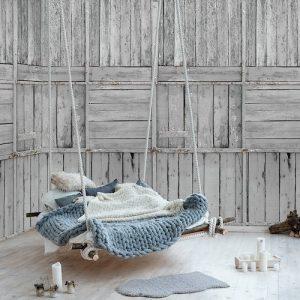 Behang New Materials - Salinas d'Es Trenc Grey