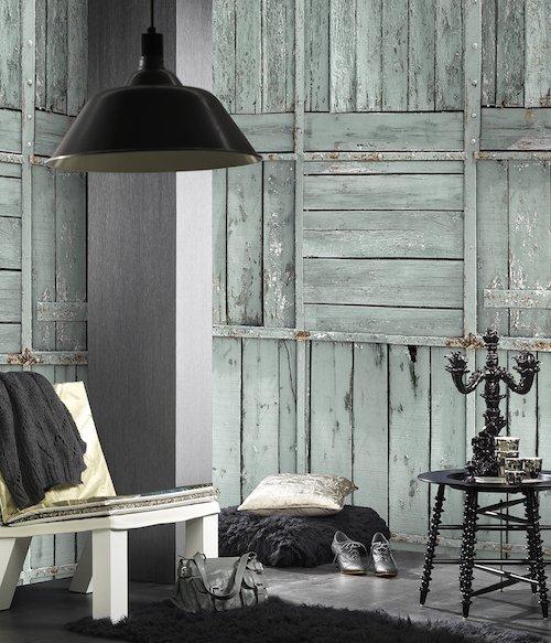 Behang New Materials - Salinas d'Es Trenc Celadon