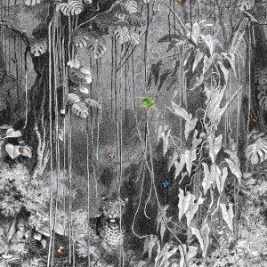 Behang Light & Dark - INK7324