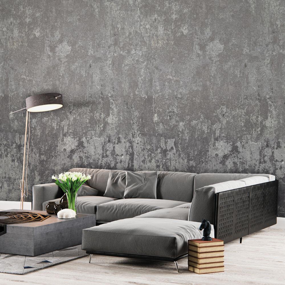 Behangexpresse - Helsinki grey