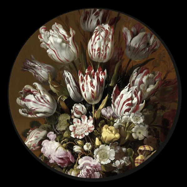 Bloemen Muurcirkel