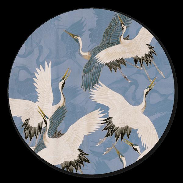 Cranes Muurcirkel