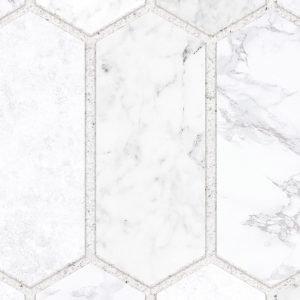 Spatwand - Marmer Diamant