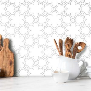 Keukenwand met print - Casablanca