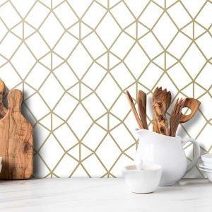 Keukenwand met print - Nador
